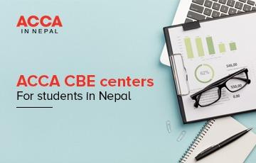 acca cbe center in nepal